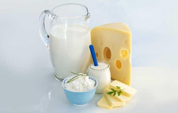 Alimentos necesarios para una vida sana