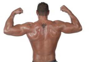 Consumir tomates verdes para músculos más grandes y más fuertes