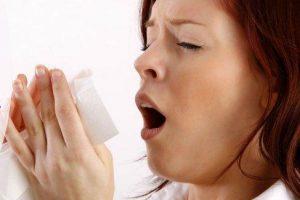 Como curar la rinitis alérgica con remedios caseros