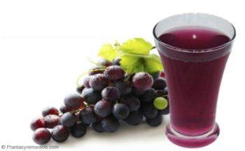 Como usar jugo de uva para las arrugas