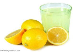 jugo de limón para las arrugas