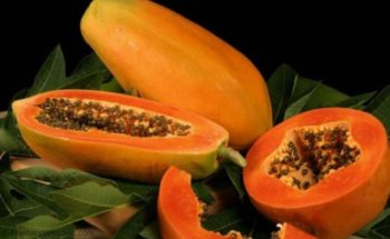 usar papaya para eliminar las arrugas de la cara