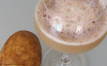 Como usar el remedio jugo de patata para eliminar las arrugas
