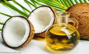 Como usar aceite de coco para los parasitos intestinales