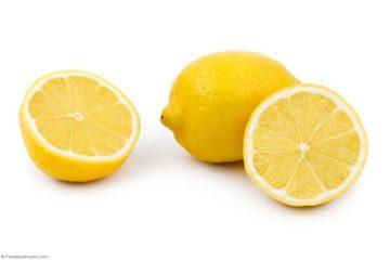 Usar limon para curar el estreñimiento