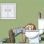 Que causa la diarrea , tipos ,sintomas