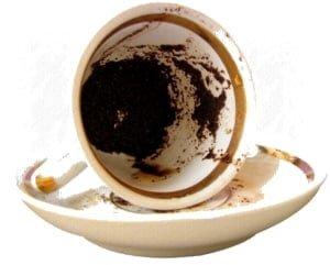 posos de cafe , afrecho remedios