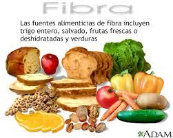fibra alimentos