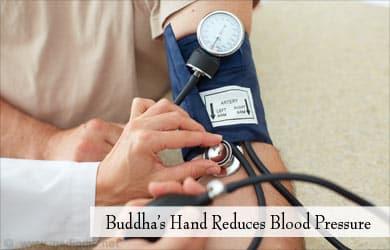 Mano de Buda regula la presión arterial