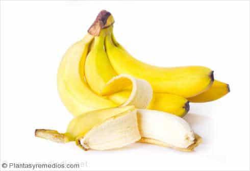 Los alimentos ricos en hidratos de carbono: Bananas / Cambur