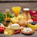 Los alimentos ricos en carbohidratos