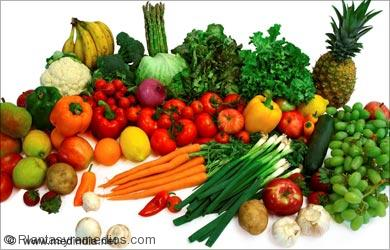 Alimentos antiinflamatorios en la dieta