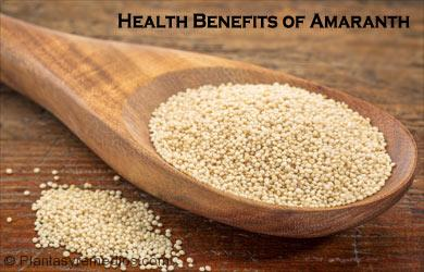 Beneficios para la salud de Amaranto