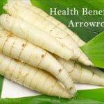 Beneficios para la salud del arrurruz