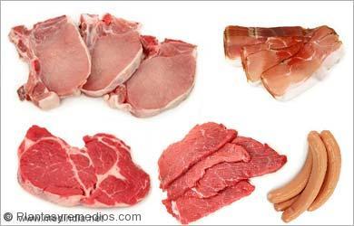 Causas de los gusanos intestinales: carne cruda y cocer