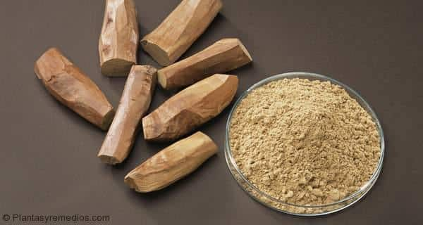 Remedio con sándalo para una la piel suave e hidratada