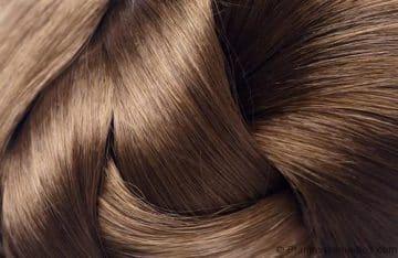 albahaca para el cabello sano y brillante