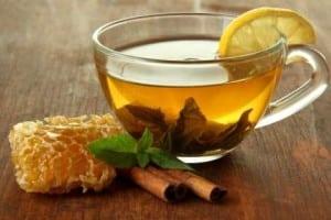miel, canela y limón para bajar de peso