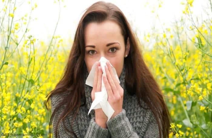 23 Remedios caseros para la fiebre del heno