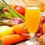 Plan de dieta para la desintoxicación del cuerpo