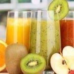 Es mejor comer frutas que jugo de frutas para adelgazar