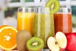 mejor comer frutas que jugo de frutas para adelgazar , ya que se consumen menos calorias