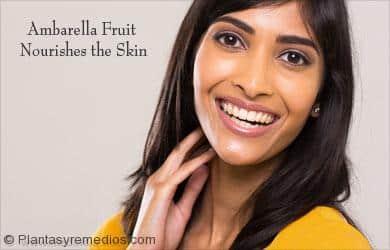 Ambarella mejora la salud de la piel