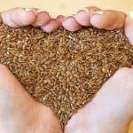 Bajar el colesterol con semillas de linaza