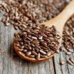 Tratar los sofocos de la menopausia con semillas de lino