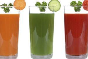 Recetas de jugos saludables para bajar de peso