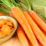 No más dolor durante los períodos – Comer zanahorias