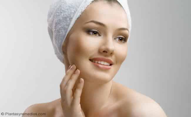 Protección de la piel con raíz de diente de león