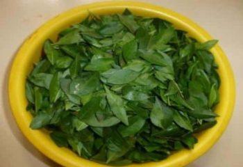 Polvo de hojas de henna remedio casero para las canas