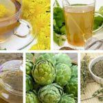 8 Hierbas para la desintoxicación del cuerpo