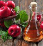 Vinagre de manzana para quemar la grasa del vientre