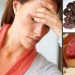 Alimentos para tratar la deficiencia de hierro