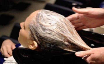 aceite de oliva , aceite de aguacate , yogur y miel para la psoriasis del cuero cabelludo