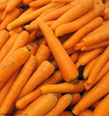 Consumir zanahoria baja el ácido úrico