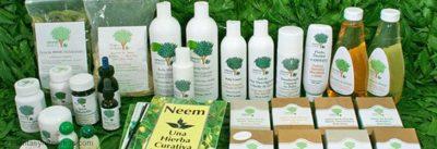 Productos a base de neem para la sarna