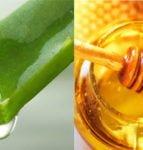 Beneficios de beber miel y Aloe Vera