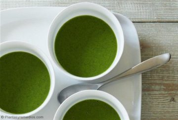 Tratar la anemia añadiendo perejil en ensaladas y sopas