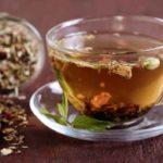Té de hierbas para el resfriado ,tos y dolor de garganta