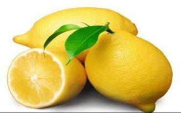 Como usar limón para la infeccion en las encias