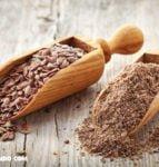 Consumir lino o linaza para disminuir los niveles de colesterol