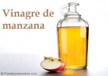 Curar la acidez con vinagre de manzana