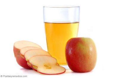 Vinagre de manzana para tratar los problemas digestivos