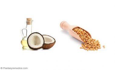 alholva y aceite de coco es bueno para la vaginosis bacteriana