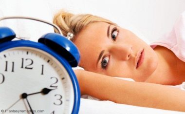 Rama de apio para curar el insomnio