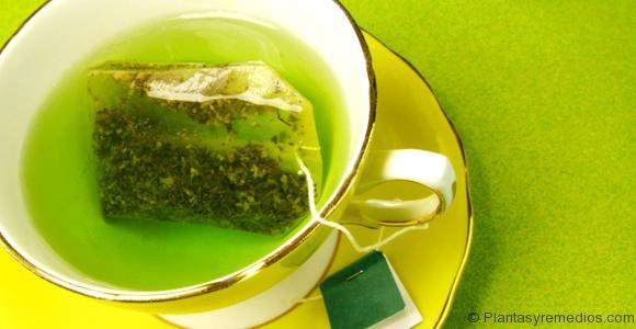 te verde usos