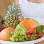 Las calorías de plátano, manzana, papaya +7 otras frutas